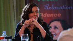 Diana Luke Mindfulness Workshop in Sheffield