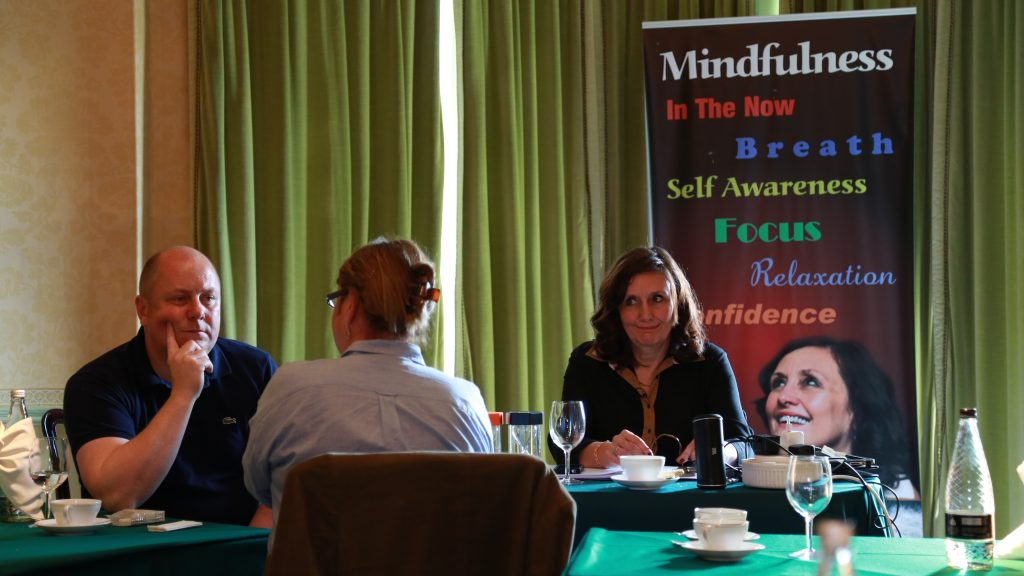 Diana Luke Mindfulness Workshop in Sheffield